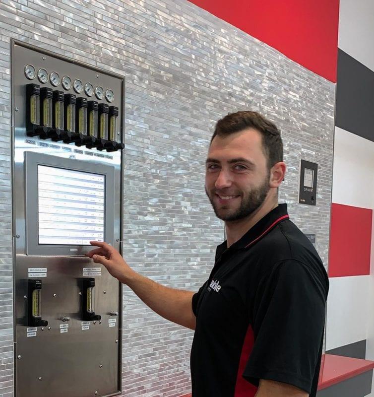 Zachary Bessarab, Laboratory & Quality Manager